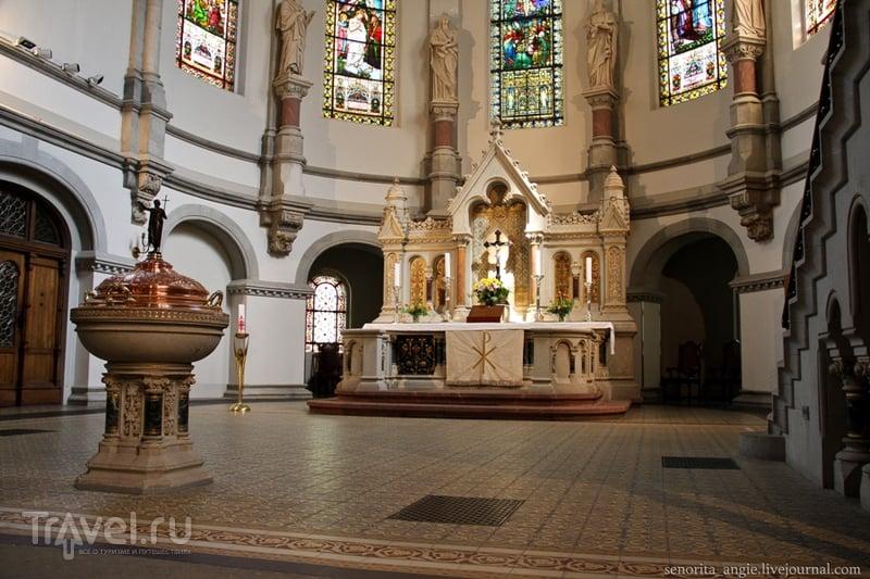 Дрезден за один день. Золотой всадник, церковь Мартина Лютера, Эльбские замки / Германия