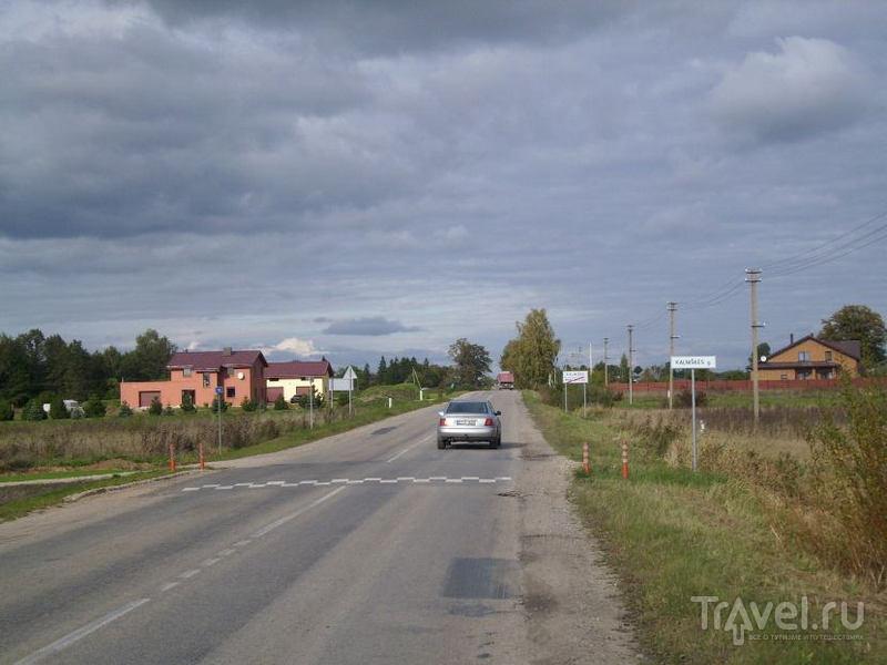 Промышленность. Гаргждай / Литва