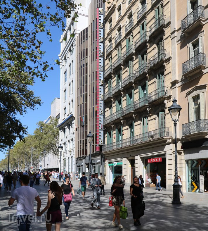 Маленькие пейзажи Барселоны / Испания
