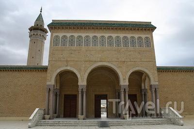 Мечеть Bourguiba / Тунис