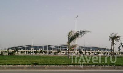 Enfidha–Hammamet International Airport / Тунис