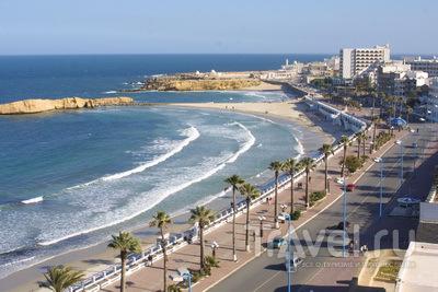 Monastir - Al Qurayyah beach / Тунис