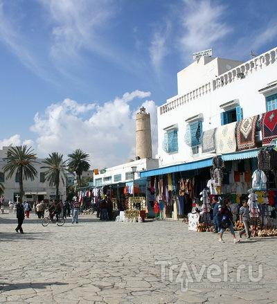 Сусс. Центр города / Тунис
