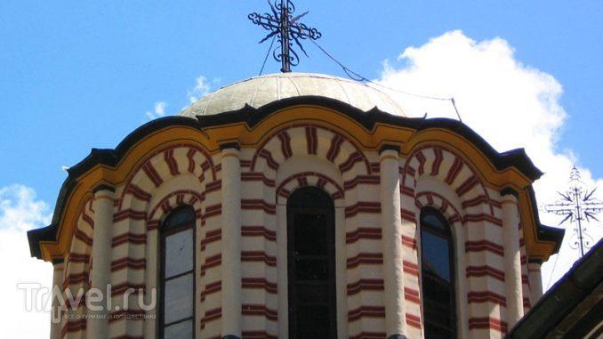 Монастырь в Болгарии / Фото из Болгарии