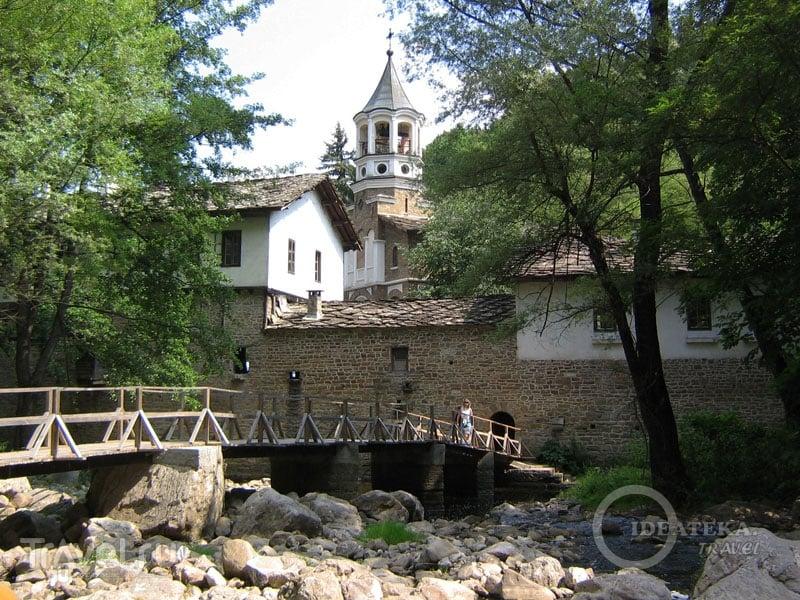 Дряновский монастырь / Фото из Болгарии