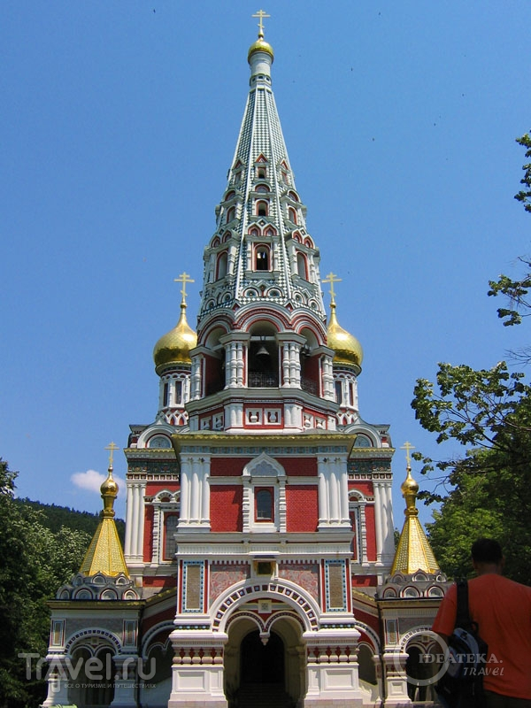 Шипченский монастырь / Фото из Болгарии