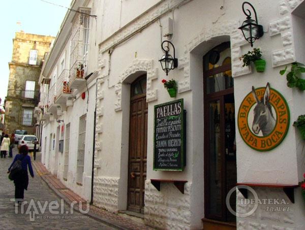 Ресторан в Тарифе. Испания / Фото из Испании