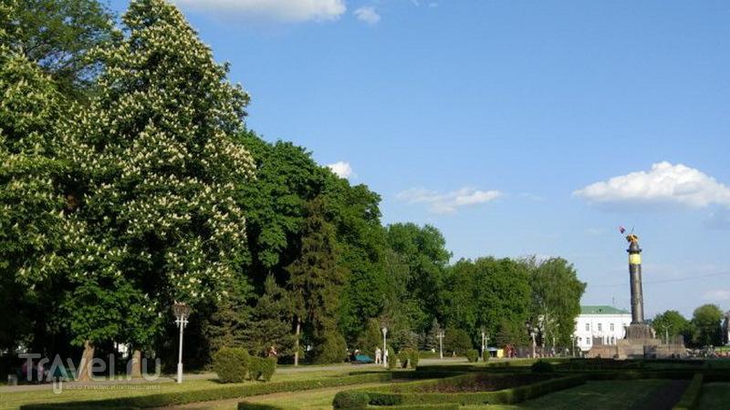 В Полтаве в мае хорошо! / Фото с Украины
