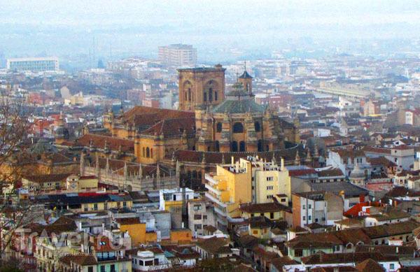 Кафедральный собор в Гранаде, Испания / Фото из Испании