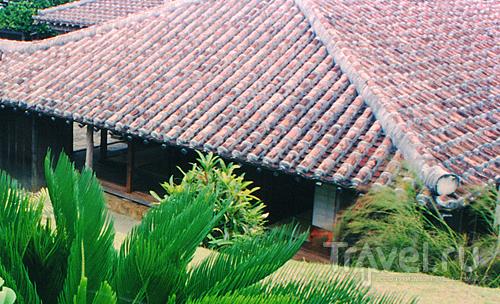 Традиционный дом на Окинаве / Япония