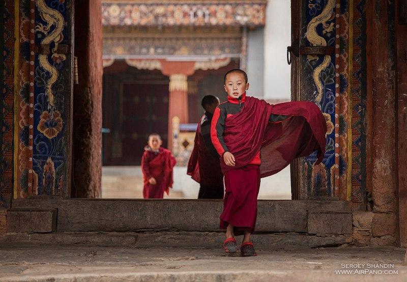 Бутан / Фото из Бутана