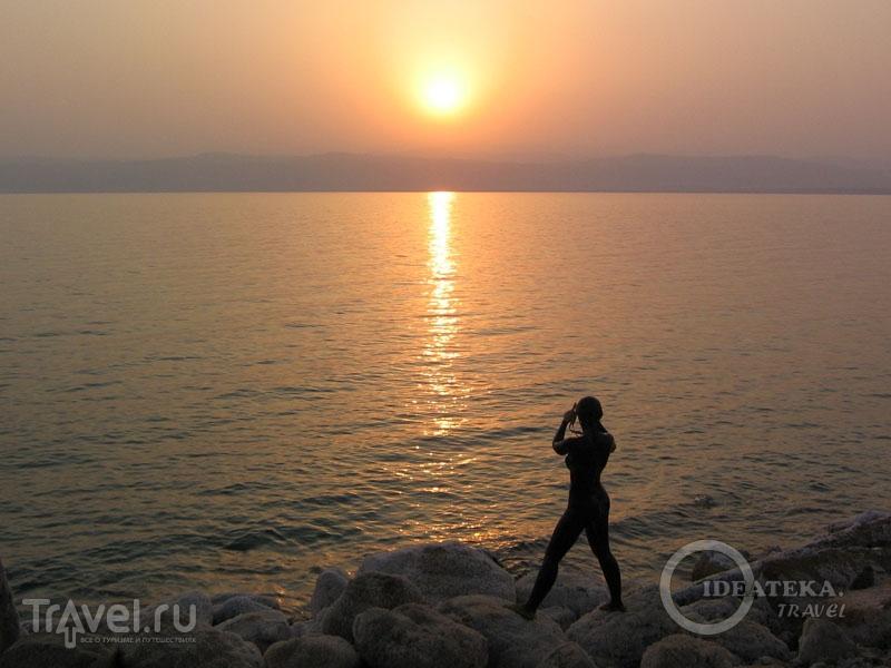 Побережье Мертвого моря / Фото из Иордании
