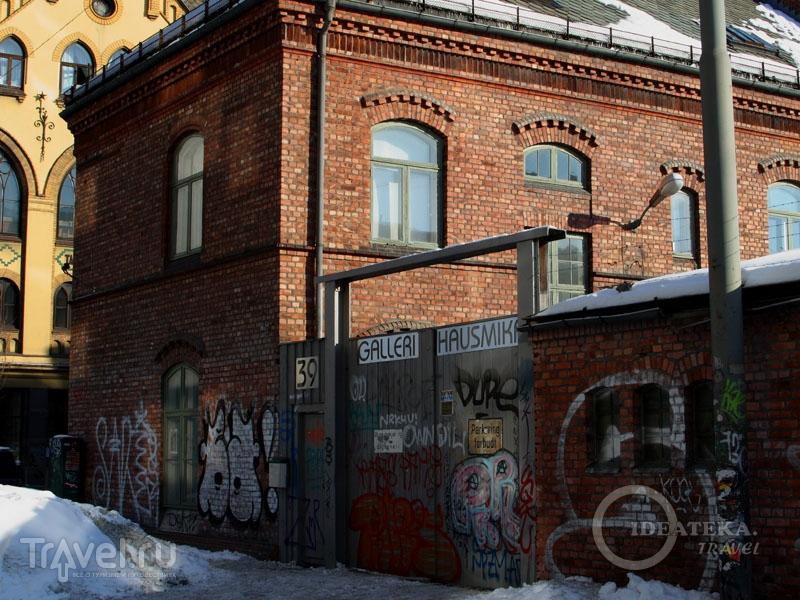 Галерея в Осло, Норвегия / Фото из Норвегии