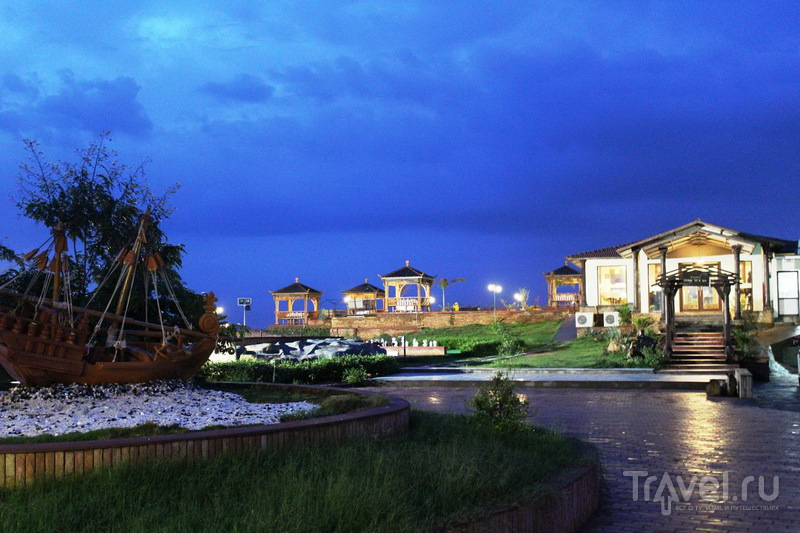 Отель Regenta Resort / Индия