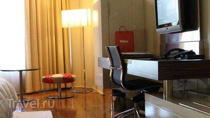 Номер в отеле Swissôtel Tallinn, Эстония / Эстония