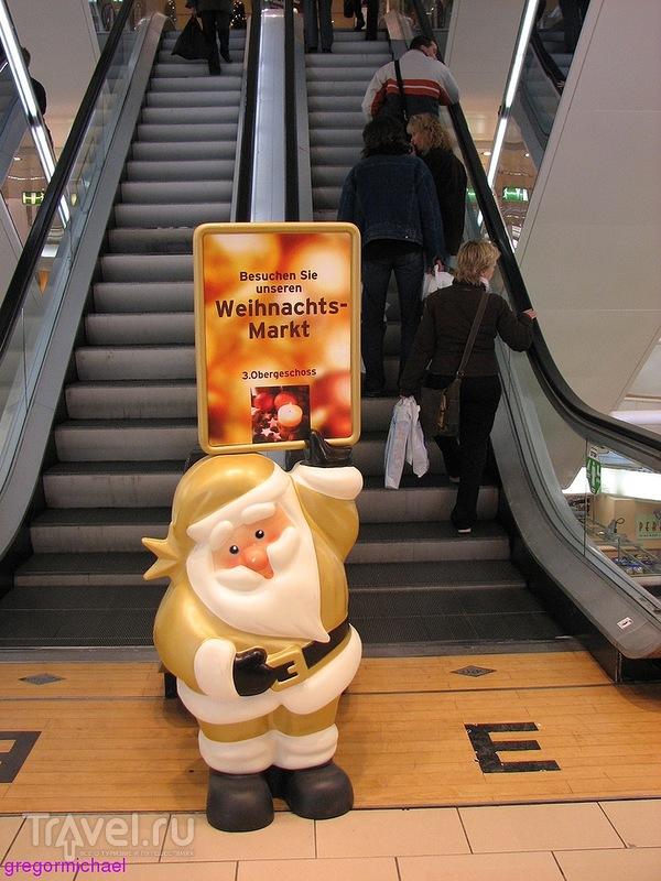 Weihnachten - Рождество в Германии / Германия