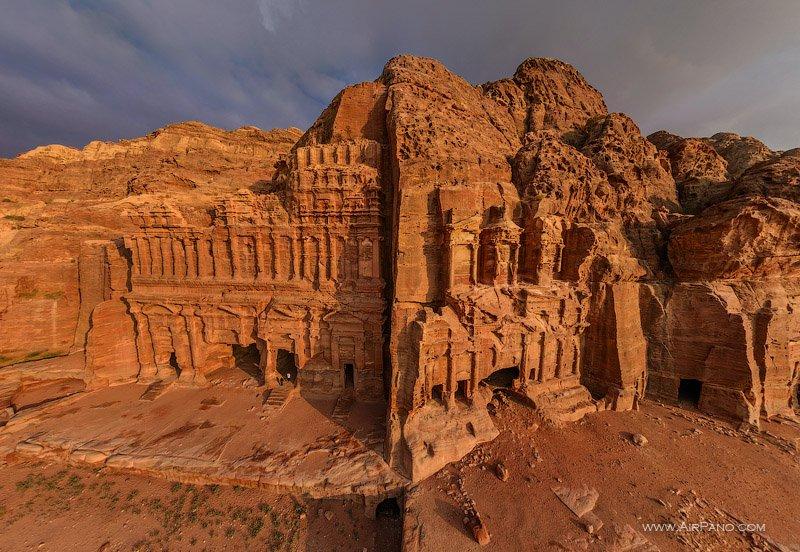 Древний город Петра, Иордания / Фото из Иордании