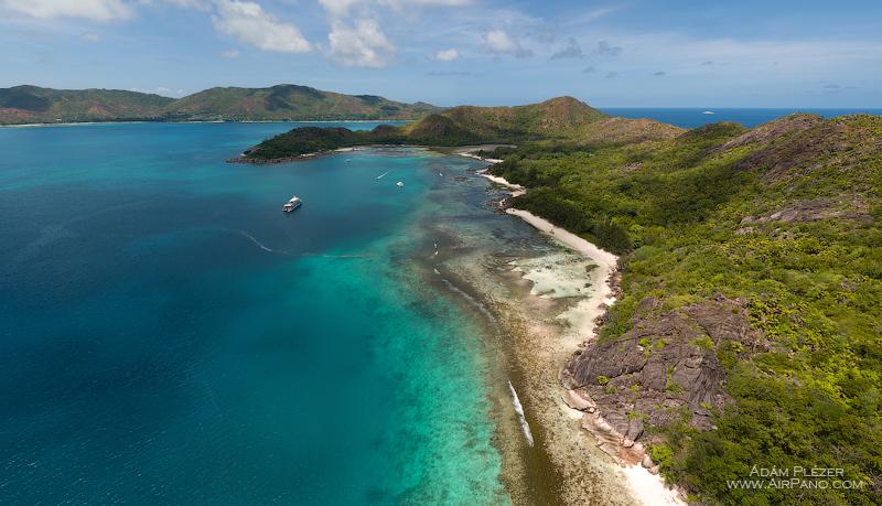 Остров Курьёз. Сейшельские Острова / Фото с Сейшел