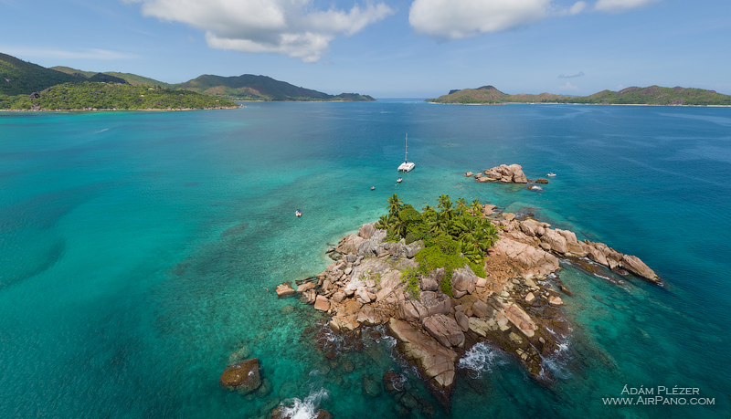 Островок Сант-Пьер. Сейшельские Острова / Фото с Сейшел