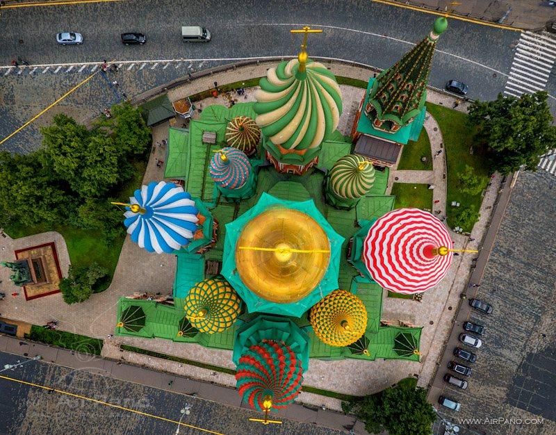 Храм Василия Блаженного / Фото из России