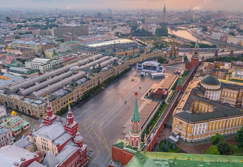 Красная площадь / Фото из России