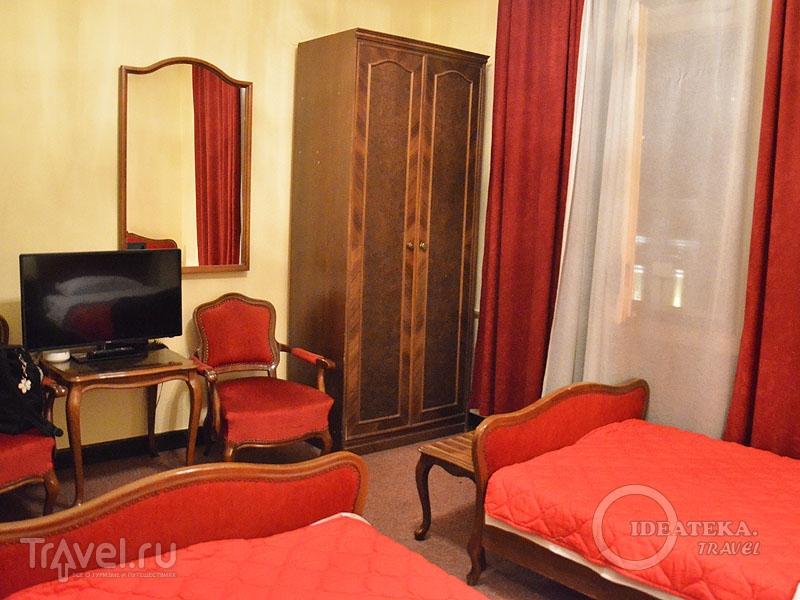 Номер в отеле Bristol / Сербия