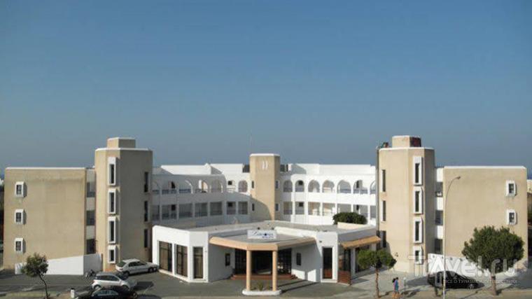 Lawsonia Hotel Apartments / Кипр