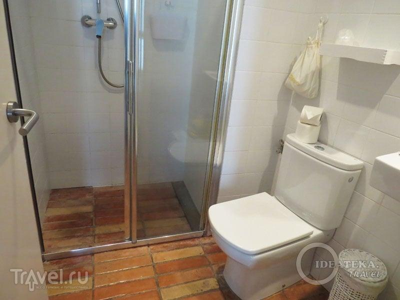 Ванная в гостинице L'Hostalet de Cadaques / Испания