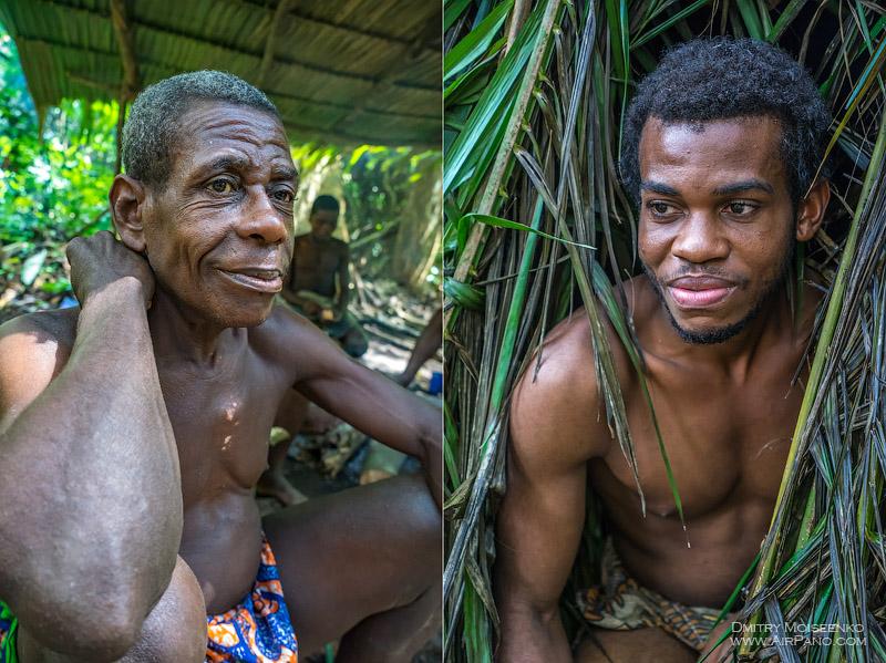 Пигмеи Бака в Камеруне / Фото из Камеруна