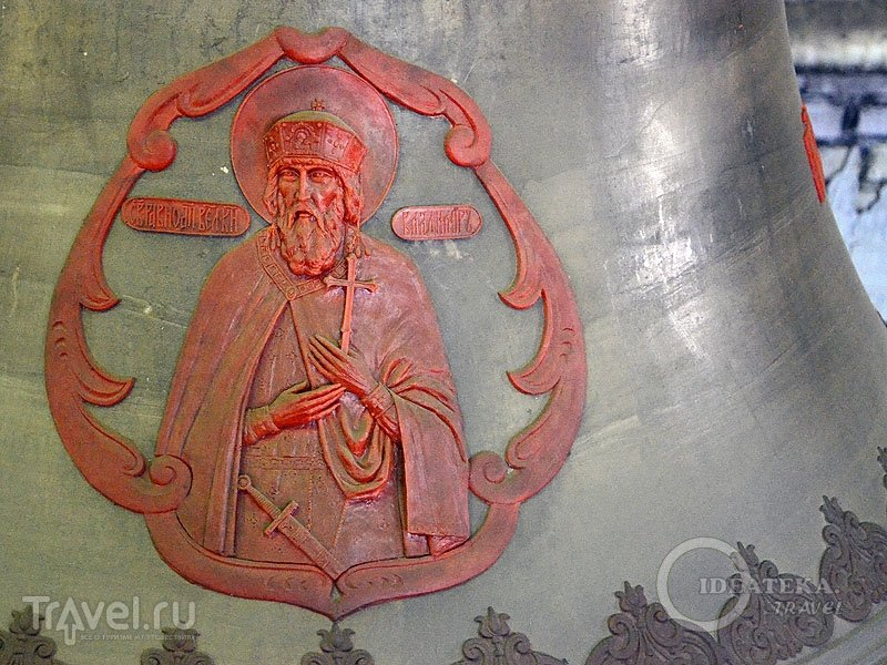 Готовый фальш-колокол / Фото из России