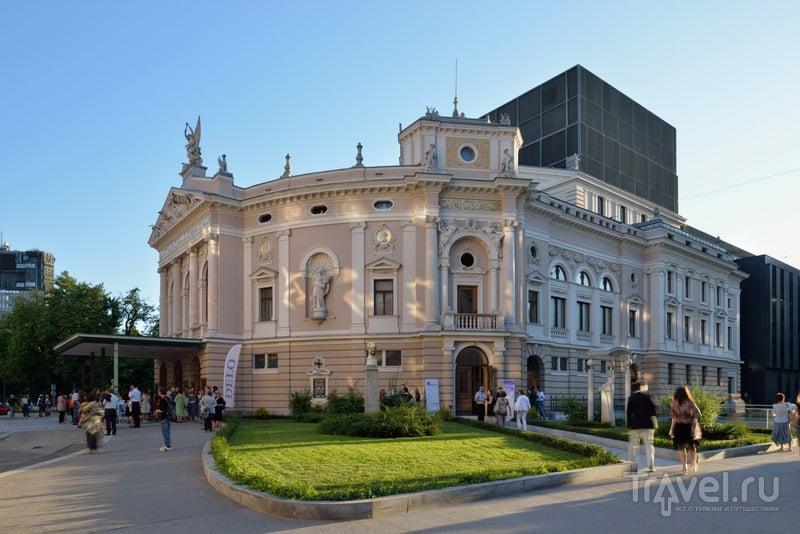 Любляна для влюбленных / Фото из Словении