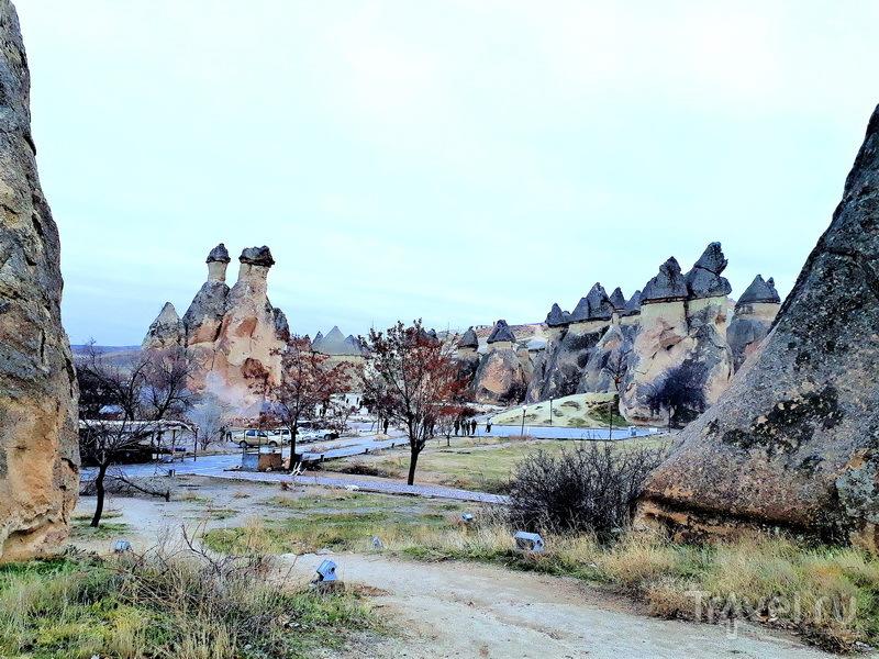 Каппадокия: неземные пейзажи в нескольких часах лета / Фото из Турции