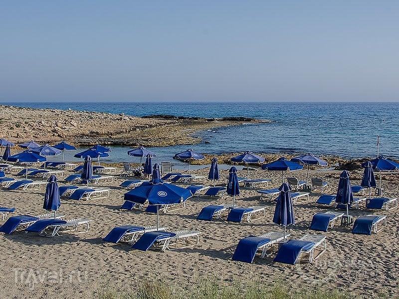 Ammos tou Kambouri beach в Айя-Напе / Фото с Кипра