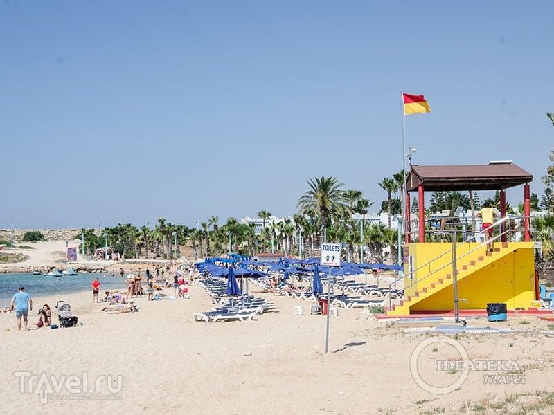 Pernera beach в Айя-Напе / Фото с Кипра