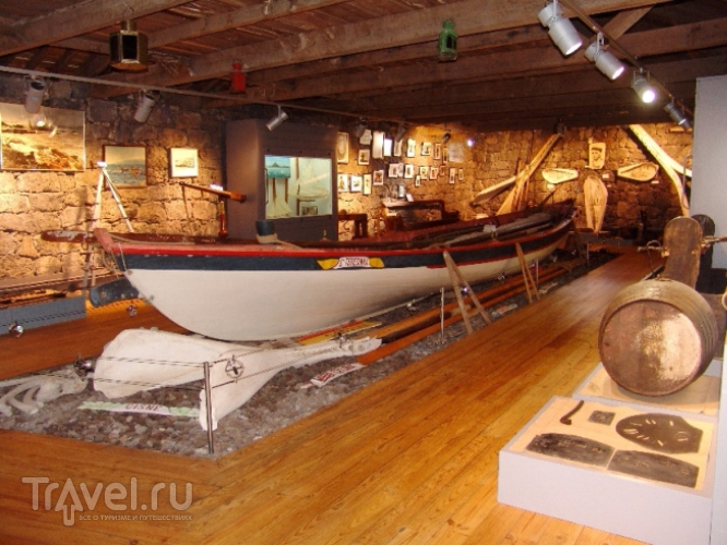 Whaling Museum - Museu dos Baleeiros - Lajes do Pico / Португалия