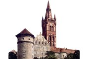 Королевский замок, начало XX века. Фото: kc.koenig.ru
