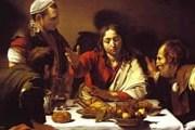 Микеланджело да Караваджо, Ужин в Эммаусе