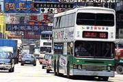 Двухэтажный автобус в Гонконге. Фото: GettyImages