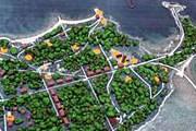 Карта острова Аэгна.  Фото: Лийс Трейманн