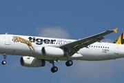 Самолет A320 авиакомпании Tiger Airways // Airliners.net