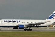 "Самолет Boeing 767 авиакомпании ""Трансаэро"" // Airliners.net"