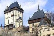 Карлштейн - один из символов Чехии. // ILOVECZ.RU
