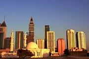 Панорама Дубая. // GettyImages