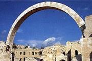 Арка – все, что осталось от синагоги в Старом городе Иерусалима. // MIGnews.com