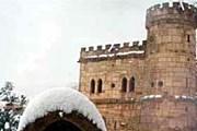 """""""Замок мечты"""", построенный Муссой Маамари. // moussacastle.com.lb"""