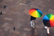 Вместо лыж нужно доставать зонт. // blog.afisha.uz