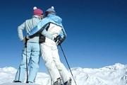 """На горнолыжных курортах Франции проходит кампания """"Уважай горы"""". // GettyImages"""