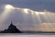 Остров Мон-Сен-Мишель // baie-mont-saint-michel.fr