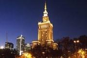 Дворец культуры и науки стал достопримечательностью Варшавы. // ziolek.pl