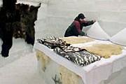 Номер в Ice Hotel Balea Lac // msnbcmedia.msn.com